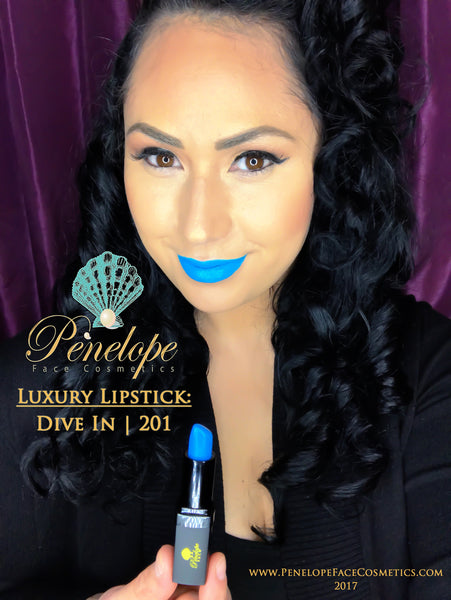 Dive In 201   |  Penelope Face - Penelope Face Cosmetics