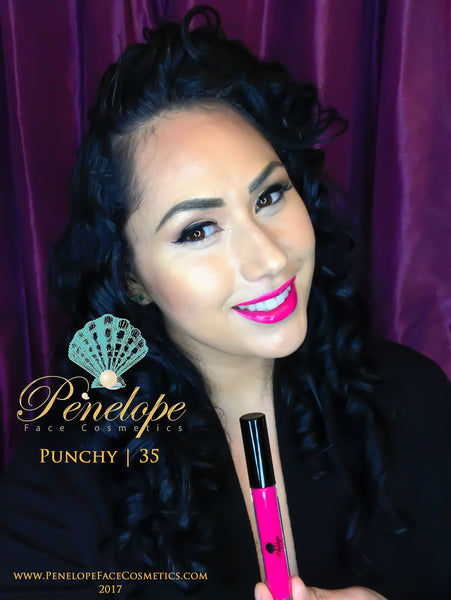 Punchy | Penelope Face - Penelope Face Cosmetics