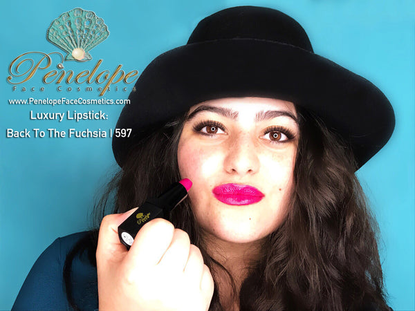 Back To The Fuchsia 597 | Penelope Face - Penelope Face Cosmetics