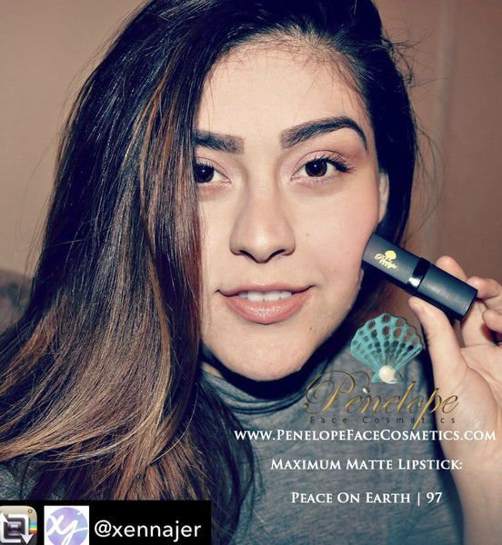 Peace On Earth 97 | Penelope Face - Penelope Face Cosmetics