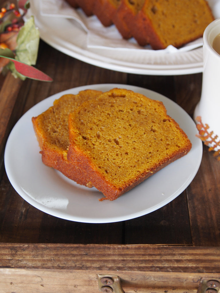 Our Family Favorite Pumpkin Bread
