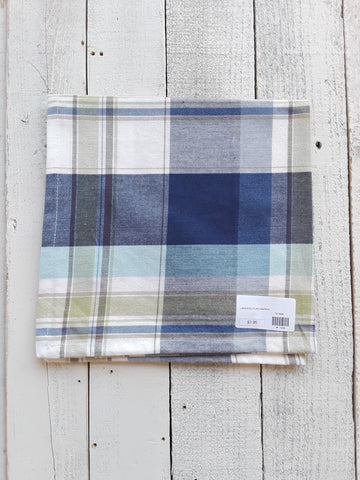 Lakeside Plaid Napkin