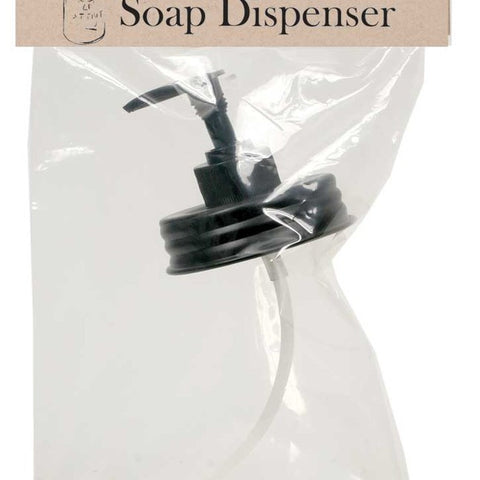 Mason Jar Soap Or Lotion Dispenser