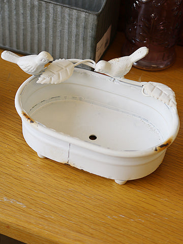 Pair of Birds Soap Dish