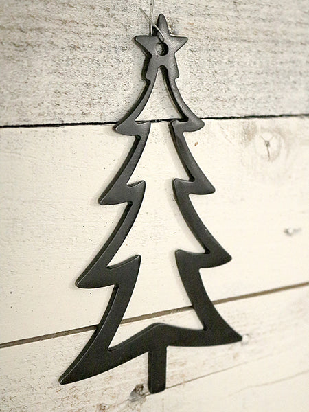 Tree Cutout Ornament