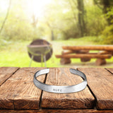 Hope Bracelet - One Size Fits All - Made-in-the-USA