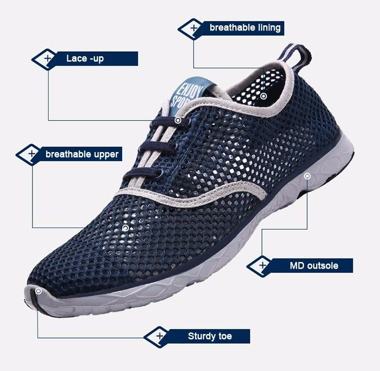 Breathable Casual Shoes Comfortable Soft Walking Shoes Lightweight
