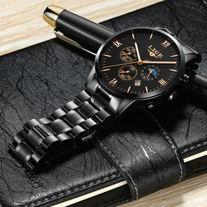 Men Luxury Wristwatch