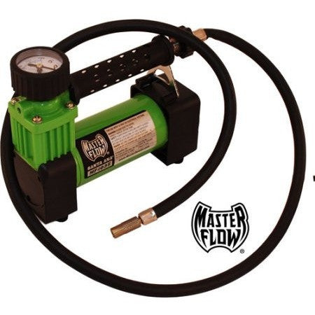 Masterflow 12v Basic Air Compressor / Inflator - Shopatronics