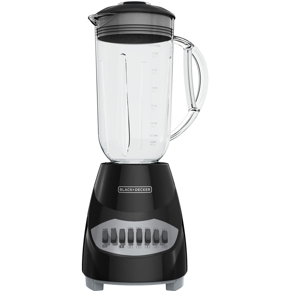 Black & Decker 10-Speed Blender - Shopatronics - One Stop Shop. Find the Best Selling Products Online Today