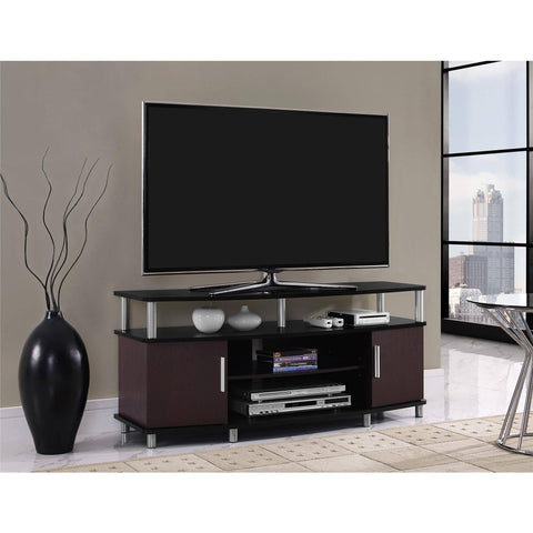 "Carson TV Stand, for TVs up to 50"", Multiple Finishes - Shopatronics - One Stop Shop. Find the Best Selling Products Online Today"