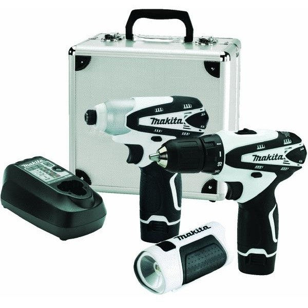 Makita 12V Lithium-Ion 3-Tool Cordless Tool Combo Kit - Shopatronics