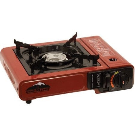 Camp Chef Butane Single Burner Camp Stove - Shopatronics - One Stop Shop. Find the Best Selling Products Online Today