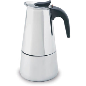 IMUSA 4-Cup Stainless Steel Espresso Maker - Shopatronics