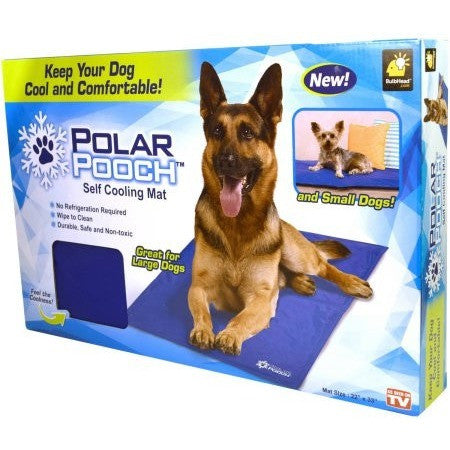 Polar Pooch Pet Cooling Mat - Shopatronics