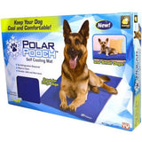 Polar Pooch Pet Cooling Mat - Shopatronics - One Stop Shop. Find the Best Selling Products Online Today