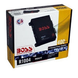 Boss R1004 Riot 400W 4-Channel High Power Amplifier - Shopatronics - One Stop Shop. Find the Best Selling Products Online Today