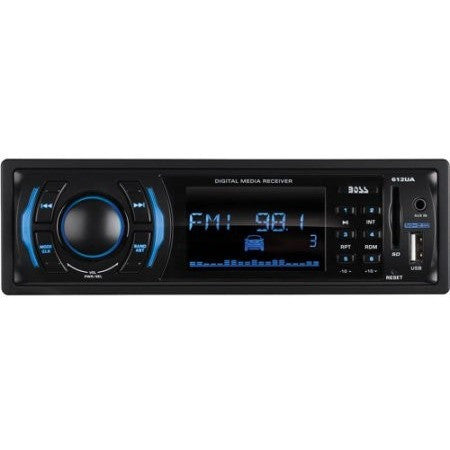 Boss Audio 612UA MP3 Compatible Solid State Receiver, AM/FM Receiver, USB/SD - Shopatronics - One Stop Shop. Find the Best Selling Products Online Today