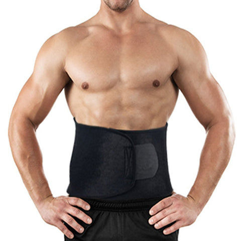 Adjustable Waist Trimmer Exercise Belt for Men & Women