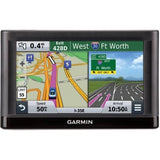"Garmin nuvi 55LM 5"" Screen GPS Navigation with Free Lifetime US Map Update Bundle with Car Mount - Shopatronics"