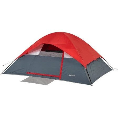 Ozark Trail 4-Person Dome Tent with Integrated E-Port - Shopatronics