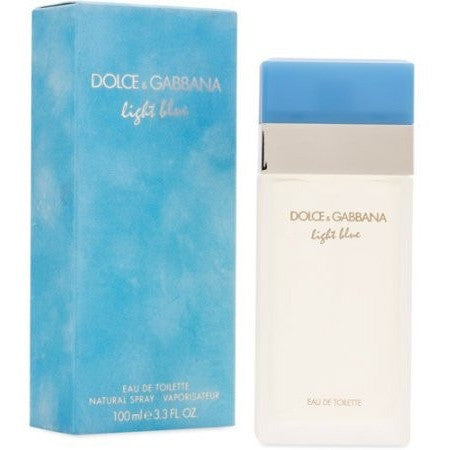 Dolce & Gabbana Light Blue Fragrance for Women, size 3.3oz - Shopatronics
