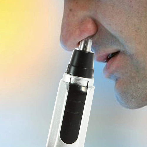 1pc Neat Clean Trimer Razor Electric Nose Hair Trimmer Ear Face Removal Shaving - Shopatronics - One Stop Shop. Find the Best Selling Products Online Today