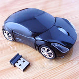 2.4Ghz optical mouse PC laptop computer accessories wireless mouse fashion super car shaped mouse - Shopatronics - One Stop Shop. Find the Best Selling Products Online Today