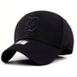 Spandex Elastic Fitted Hats Sunscreen Baseball Cap Men or Women Sport - Shopatronics
