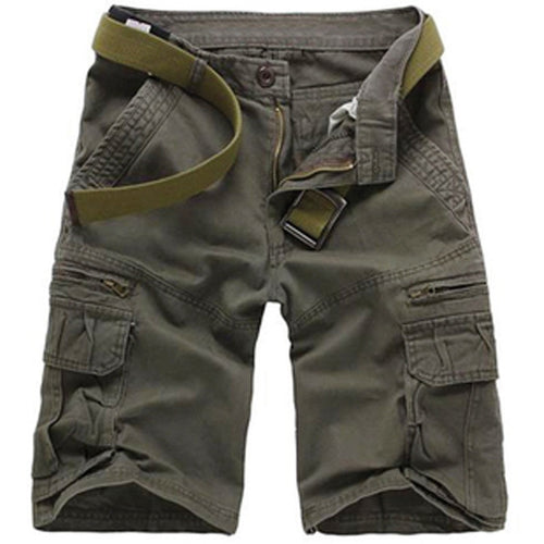 5 Colors Summer Cargo Shorts Men Outdoor Casual Comfortable Men Shorts Size 28-38 - Shopatronics - One Stop Shop. Find the Best Selling Products Online Today