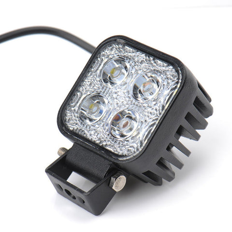 60 Degree Mini 12W 4 x 3W Car CREE LED Light Bar as Worklight / Flood Light for Boating / Hunting / Fishing Vehicle Car - Shopatronics - One Stop Shop. Find the Best Selling Products Online Today
