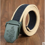 2017 Canvas belt for Men/Women casual outdoor knitted overalls strap belt 110/120/130/140/160CM - Shopatronics - One Stop Shop. Find the Best Selling Products Online Today