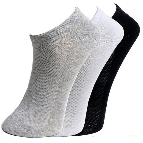 2016 Hot Sale Fashion Quality New Women's socks Classic White Gray Black Spring Summer Winter Style Cool Mesh Design Ankle Sock - Shopatronics - One Stop Shop. Find the Best Selling Products Online Today