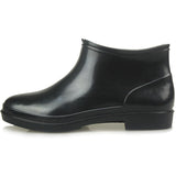 2016 New Rain Boots Men Shoes Spring CONCISE Waterproof Black Slip On Plain Round Toe Solid Ankle Boots Botas Hombre PMB007 - Shopatronics - One Stop Shop. Find the Best Selling Products Online Today
