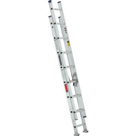 Louisville Ladder 16' Aluminum Ladder - Shopatronics