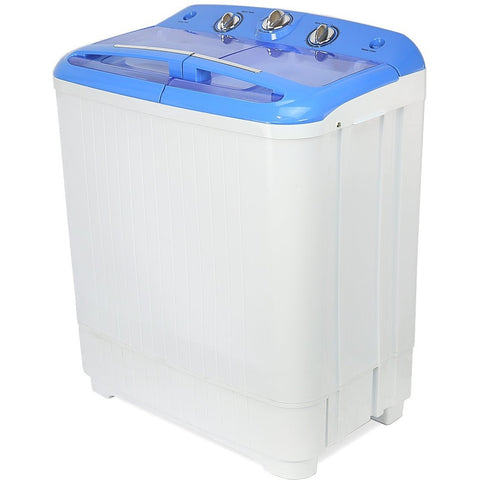 8LB Electric Mini Washer and Spin Dryer Combo Cycle Portable Washing Machine With Built in Pump - Shopatronics - One Stop Shop. Find the Best Selling Products Online Today
