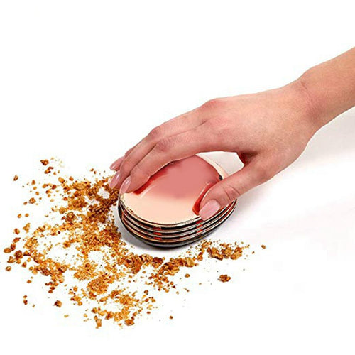 Copper Electric Chef Crumby Mini Vacuum Desk Table Dust Keyboard Dust Vacuum