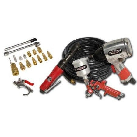 Speedway 21-piece Air Tool Accessory Kit - Shopatronics