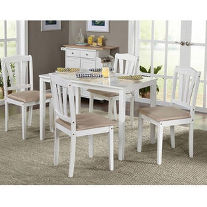 Metropolitan 5-Piece Dining Set, Multiple Colors - Shopatronics - One Stop Shop. Find the Best Selling Products Online Today