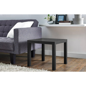 Mainstays Parsons End Table, Multiple Colors - Shopatronics