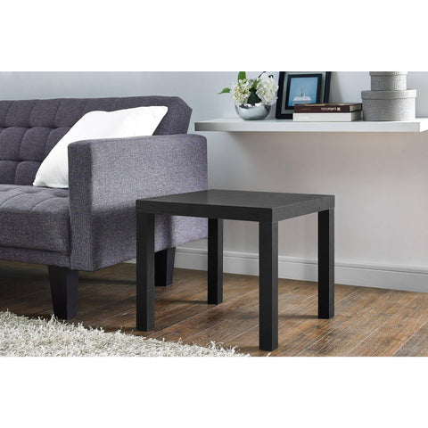 Mainstays Parsons End Table, Multiple Colors - Shopatronics - One Stop Shop. Find the Best Selling Products Online Today