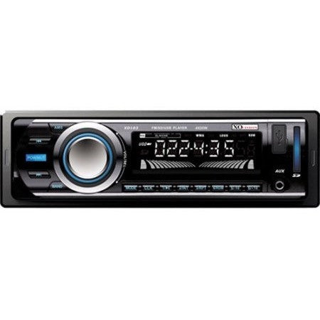 XO Vision XD103 FM and MP3 Stereo Receiver with USB Port and SD Card Slot - Shopatronics