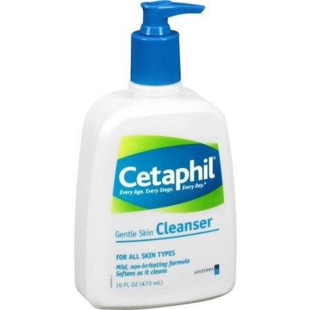 Cetaphil Gentle Skin Cleanser, 16 fl oz - Shopatronics - One Stop Shop. Find the Best Selling Products Online Today