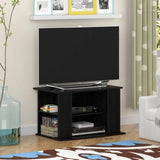 "Mainstays TV Stand with Side Storage for TVs up to 32"", Multiple Colors - Shopatronics"