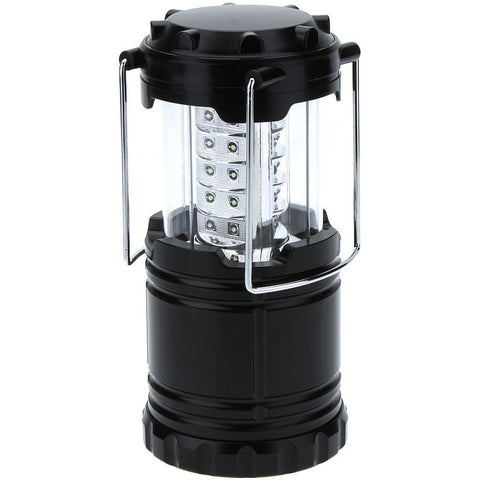 30 LED Ultra Bright Collapsible Camping Lamp/Lantern - Shopatronics - One Stop Shop. Find the Best Selling Products Online Today
