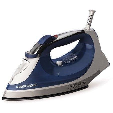 Black & Decker Corded Xpress Steam Iron, Blue - Shopatronics - One Stop Shop. Find the Best Selling Products Online Today