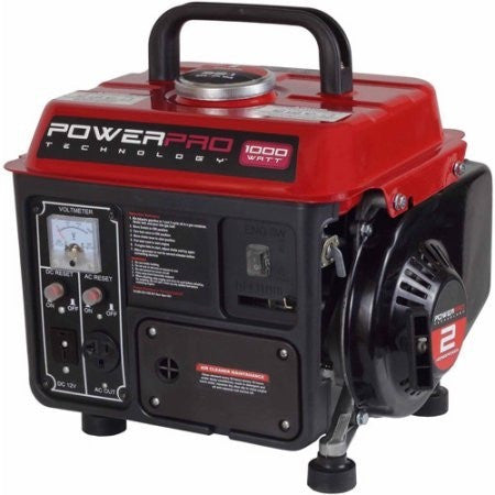 PowerPro 2-Stroke Generator, 1000W - Shopatronics - One Stop Shop. Find the Best Selling Products Online Today