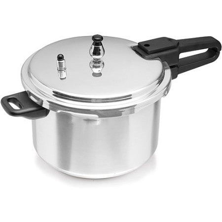 IMUSA 4-Quart Aluminum Pressure Cooker with Safety Valve and Pressure Control - Shopatronics - One Stop Shop. Find the Best Selling Products Online Today