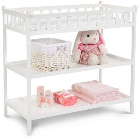 Delta Children Changing Table, Choose Your Finish - Shopatronics