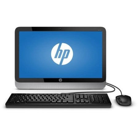 "HP Refurbished Pavilion 19-2113w All-in-One Desktop PC with Intel Celeron J1800 Processor, 4GB Memory, 19.45"" Display, 500GB Hard Drive and Windows 8.1 - Shopatronics - One Stop Shop. Find the Best Selling Products Online Today"